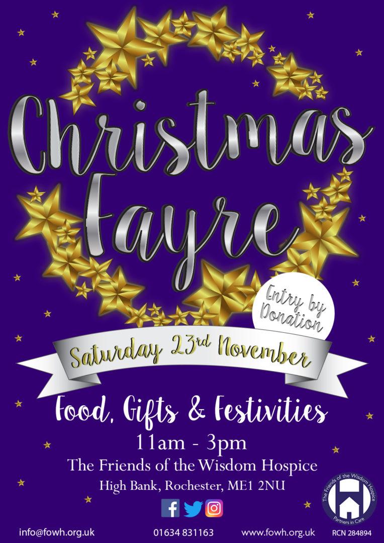 Christmas Fayre Poster 2019