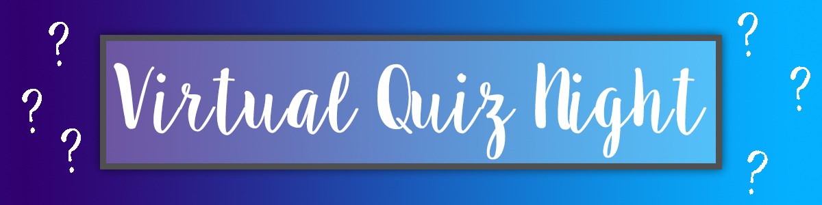 virtual quiz banner copy