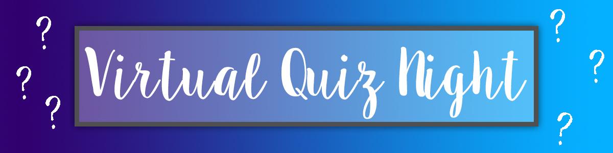virtual quiz banner copy