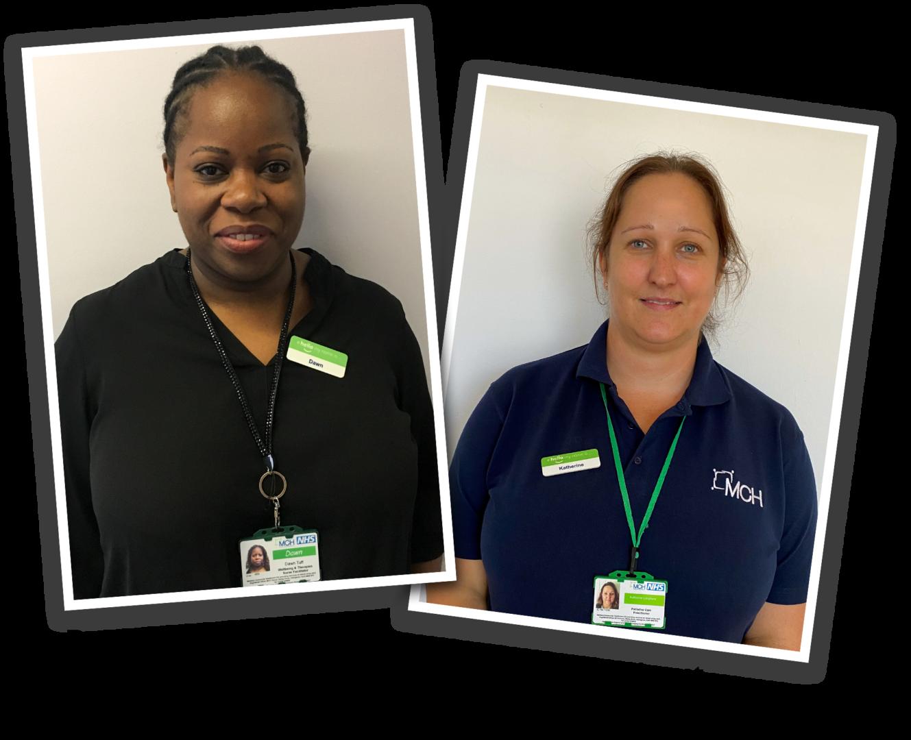 Nurses COVID Appeal