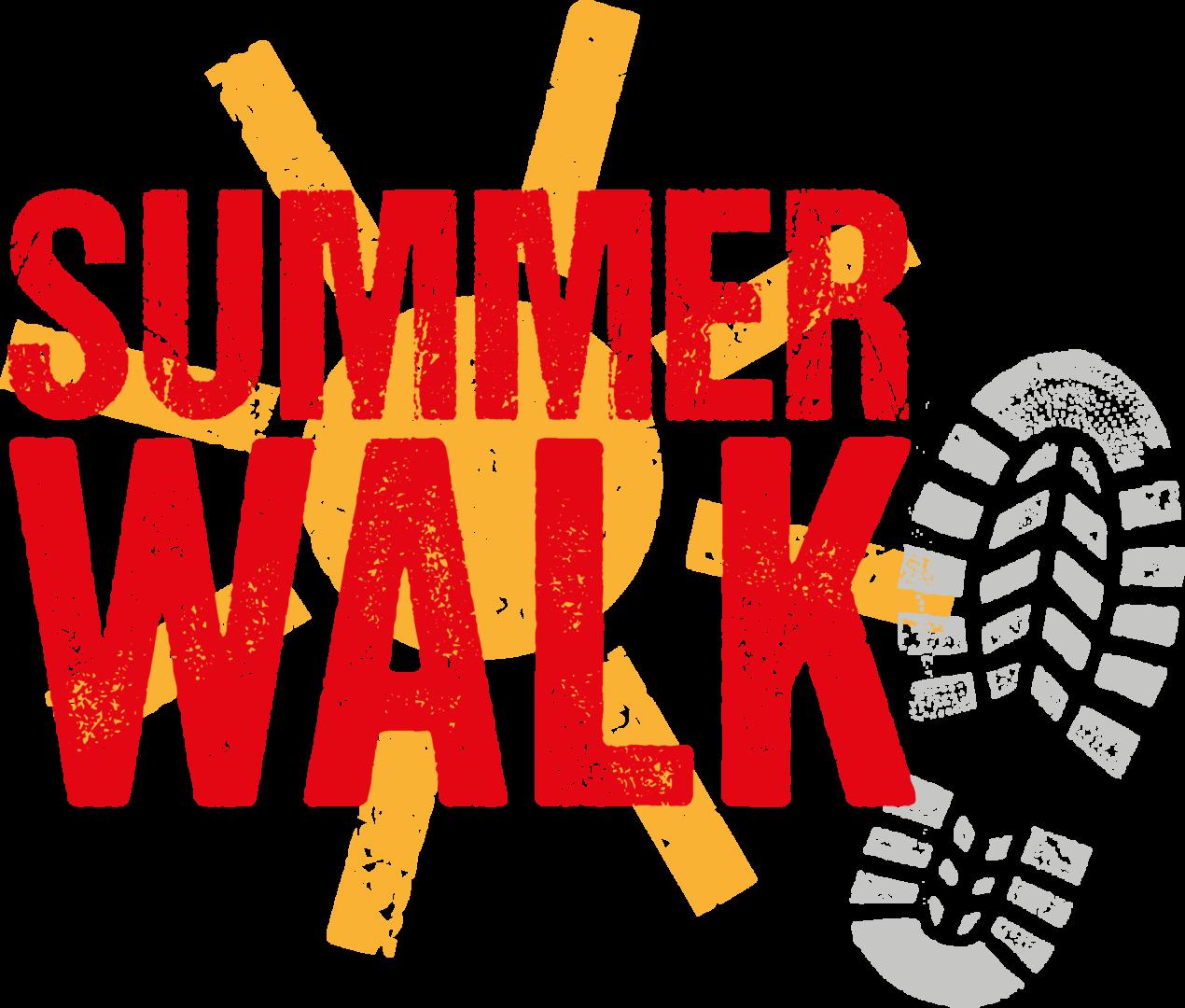 London Summer Walk