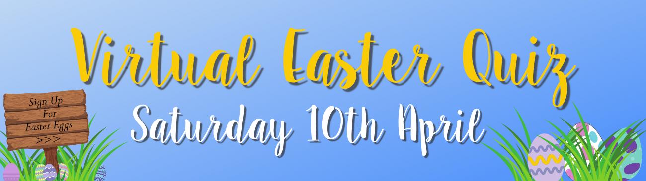 Easter Web baner
