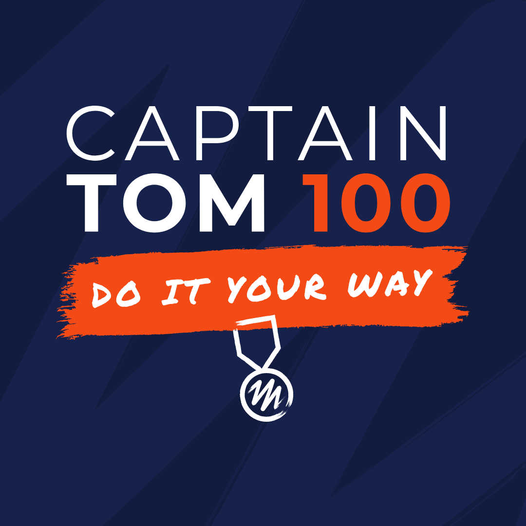 Captain Tom 100