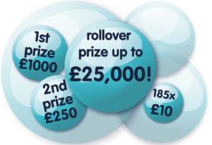 New Prize Fund Lotto Balls