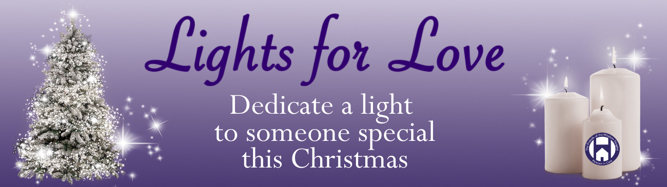 Lights for Love Website Cover
